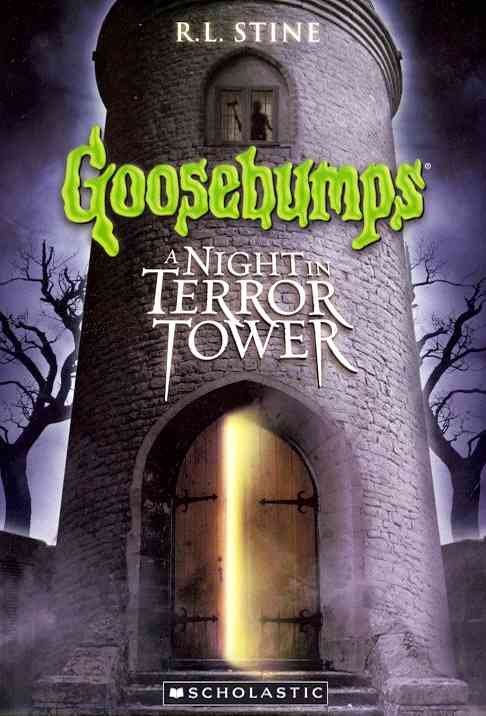 GOOSEBUMPS: NIGHT IN TERROR TOWER BY GOOSEBUMPS (DVD)